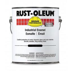 Rust-Oleum - 906300 - High Gloss Silver Gray Interior/Exterior Paint, 5 gal.