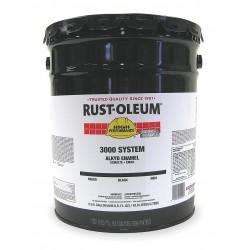 Rust-Oleum - 3079300 - Black Exterior Paint, 5 gal.