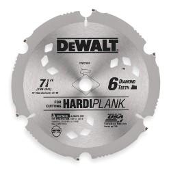Dewalt - DW3193 - 7-1/4 In. 6T Hardiplank Saw Blade