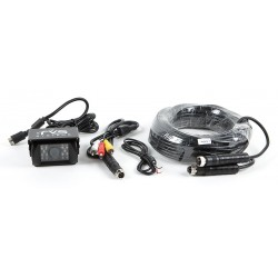 RVS Systems - RVS-508 - Rear View Camera With RCA Connectors