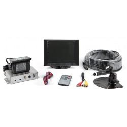 RVS Systems - RVS-082501 - Rear Camera System, 5.6 In Monitor