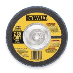 Dewalt - DW8329 - 7 In. x 5/8 In. 60 g Type 29 HP Flap Disc