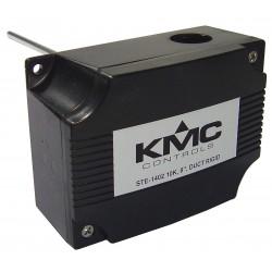 KMC Controls - STE-1402 - Temp Sensor, 8 In. Rigid Duct