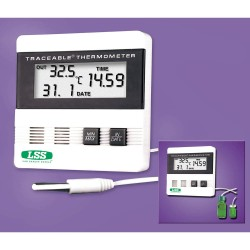 Thomas Scientific - 4605 - Digital Therm, Time/Date Max/Min Memory