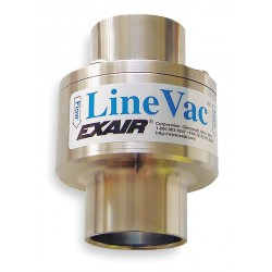 Exair - 150100 - 1 Hardened Steel Alloy Heavy Duty Air Conveyor with 1/4 NPT Air Inlet