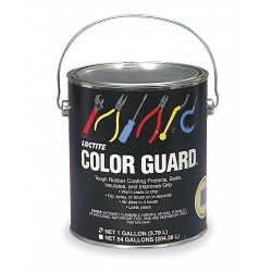 Loctite - 34986 - 1-gal. Red Color Guard Tough Rubber Coating, Gal