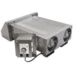 Tjernlund Products - X2D - Basement Fan, 180 cfm, Reversible