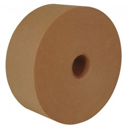 """Intertape Polymer - K6151 - (ca/10) 255 Nat 3""""x450'fastac Water Activated"""