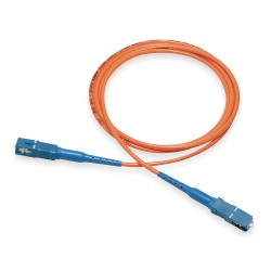 Hubbell - DFPCSCSCC1MM - Multi-Mode, Duplex, Fiber Optic Connector Type: SC/MM, 1m Length