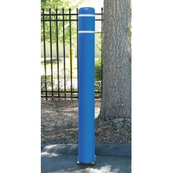 Encore Commercial / Post Guard - 122AMB - Flexible Bollard, Fold Down, 7-11/32