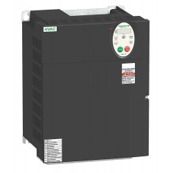 Telemecanique / Schneider Electric - ATV212HD15M3X - Variable Frequency Drive, 20 Max. HP, 3 Input Phase AC, 240VAC Input Voltage