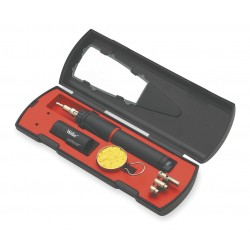 Weller / Cooper Tools - P2KC - Butane Cordless Soldering Iron Kit&#x3b; Use To Heat, Solder, Desolder, Heat Shrink, Strip Insulation, an