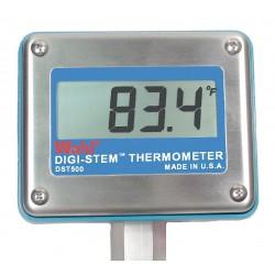 Palmer Wahl - D1396-18N - Digital Process Thermometer, RTD Sensor Type, -328 to 1472 Temp. Range (F)
