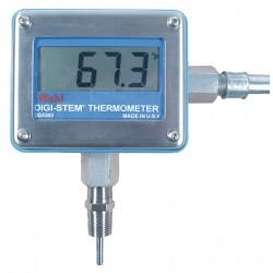 Palmer Wahl - D1396-19N - Digital Process Thermometer, RTD Sensor Type, -328 to 1472 Temp. Range (F)