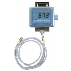 Palmer Wahl - D1396-8N - Digital Process Thermometer, Remote RTD Sensor Type, -328 to 1472 Temp. Range (F)