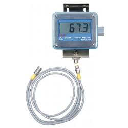Palmer Wahl - D1396-8N - Digital Process Thermometer, Remote RTD Sensor Type, -328 to 1472 Temp. Range (F)
