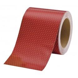 Orafol - 18715 - Reflective Tape, W 6 In, Red