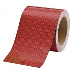 Orafol - 18714 - Reflective Tape, W 6 In, Red