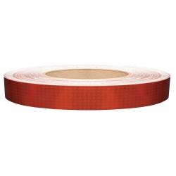 Orafol - 18642 - Reflective Tape, W 1 In, Red,