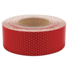 Orafol - 18711 - Reflective Tape, W 2 In, Red