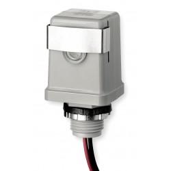 Intermatic - K4121C - Photocontrol, 120VAC Voltage, 1800 Max. Wattage, 1/2 Male Pipe Thread Mounting
