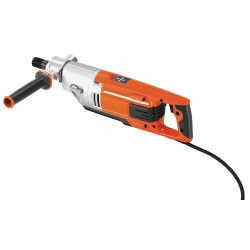 Husqvarna - DM220 - Handheld Coring Drill, 15 Amps @ 120V, 1.5 Motor HP, 730/1700/3600 No Load RPM