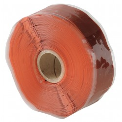 Er Tape - GL20R6700 - 1W Silicone Rubber Self-Fusing Tape, Red Oxide, 432 Length