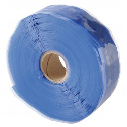 Er Tape - GL2066700 - 1W Silicone Rubber Self-Fusing Tape, Blue, 432 Length