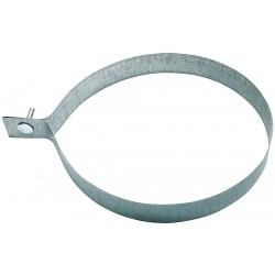 Ductmate Industries - GRRDH05GA20 - Round Duct Hanger, Steel