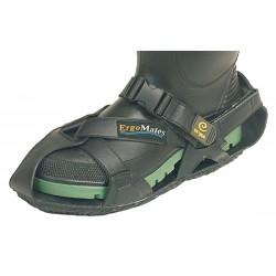 Ergos - H20603B - Slip Resistant Antifatigue Soles, Men's Size 13 to 16, Black