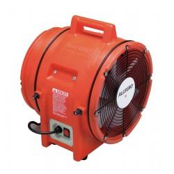 Allegro - 9543 - Allegro 13 X 16 X 17 1842 cfm 1 hp 110/220 VAC 50/60 Hz Motor Polyethylene Com-Pax-Ial Blower, ( Each )