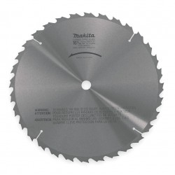 Makita - A-90956 - Makita 16 5/16' X 1' X .078' 3680 RPM 32 TPI ATB Grind Carbide Tipped Circular Saw Blade (For Use With Model 5402NA Circular Saw), ( Each )