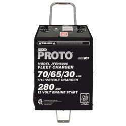Proto - JFEH6006 - Battery Charger, 6/12/24V, 65A