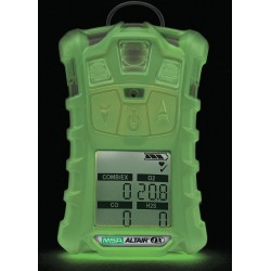 MSA - 10110446 - Multi-Gas Detector, 2 Gas, -4 to 122F, LCD