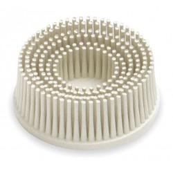Scotch-Brite - 18733 - 2 Tapered Bristle Disc, 120 Grit, Ceramic, Roll-On/Off (TR), 5/8 Trim Length