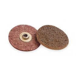 Scotch-Brite - 25764 - 2 Quick Change Disc, Aluminum Oxide, TSM, Medium, Non-Woven, SC-DM, EA1