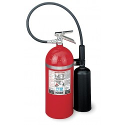 Kidde Fire and Safety - PRO15CDM - Carbon Dioxide Fire Extinguisher with 15 lb. Capacity and 12 to 14 sec. Discharge Time