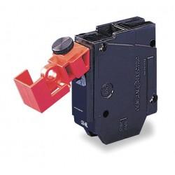 Brady - 103581 - Single Pole Breaker Lockout, 120/277, Clamp-On Lockout Type, Polypropylene and Nylon