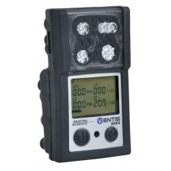 Industrial Scientific - VTS-K1232100101 - GasDet, LCD, CO H2S O2, ExtBat, Blk