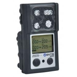 Industrial Scientific - VTS-K5232100101 - Multi-Gas Detector, 4 Gas, -4 to 122F, LCD