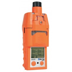Industrial Scientific - VTS-K5232111101 - Multi-Gas Detector, 4 Gas, -4 to 122F, LCD