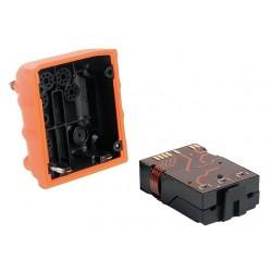 Industrial Scientific - VTSB-311 - 4.5VDC AA Alkaline Replacement Battery Kit, Orange, 1 EA