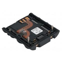 Industrial Scientific - VTSB-101 - 3.7VDC Li-Ion Replacement Battery Pack, Black, 1 EA