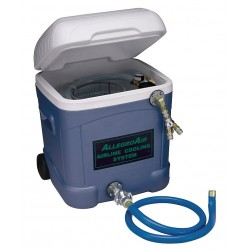 Allegro - 9820-LP - Portable Airline Cooling System, For Use With Low Pressure Ambient Air Pumps