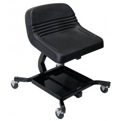 Whiteside - GBLNEU - 20 x 20-1/2 Creeper Seat with 4 Wheels and 320 lb. Load Capacity