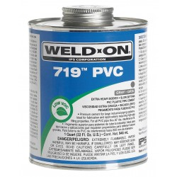 IPS Corporation - 13981 - Cement, Gray, 32 oz., for Rigid PVC