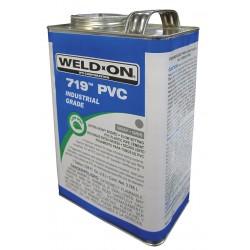 IPS Corporation - 13980 - Cement, Gray, 128 oz., for Rigid PVC