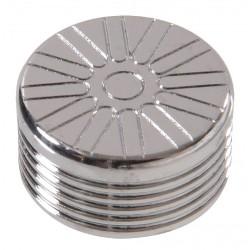 Other - 8940324 - 5/16 Hex Spoke Chrome Bolt Cap