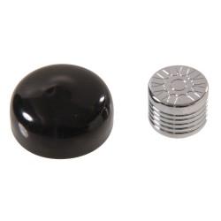 Other - 8940331 - 3/8 Socket Spoke Chrome Bolt Cap