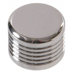 Other - 8940941 - M6 Socket Spoke Chrome Bolt Cap